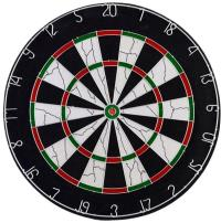 دارت سوزنی vox مدل flocked dart board کد bl 18013 سایز 18 اینچ
