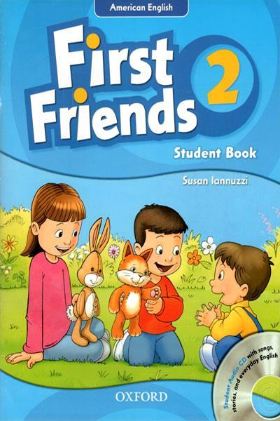 FIRST FRIENDS2 - AMERICAN ENGLISH